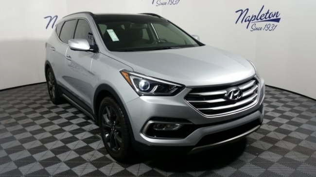 2018 Hyundai Santa Fe Sport 2.0L Turbo Ultimate SUV in West Palm Beach, FL
