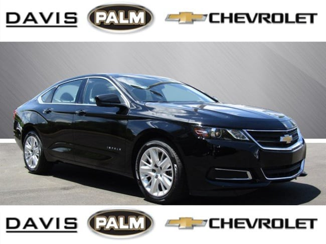 2017 Chevrolet Impala LS w/1LS (Retail Only) Sedan