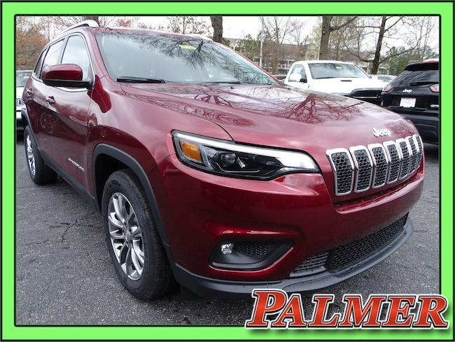 New 2019 Jeep Cherokee LATITUDE PLUS FWD Sport Utility Atlanta