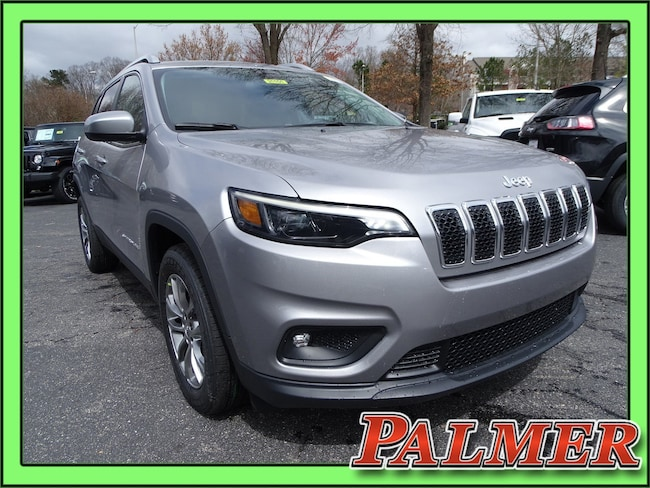 New 2019 Jeep Cherokee LATITUDE PLUS FWD Sport Utility Atlanta
