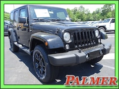 New 2018 Jeep Wrangler Unlimited WRANGLER JK UNLIMITED ALTITUDE 4X4 Sport Utility Roswell