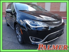 New 2019 Chrysler Pacifica LIMITED Passenger Van Atlanta
