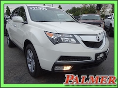 Used 2012 Acura MDX MDX with Technology Package SUV Atlanta