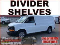 2014 CHEVROLET Express V6 Divider Shelves