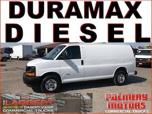 2015 GMC Savana  Duramax Diesel
