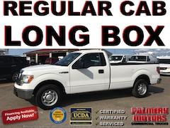 2014 Ford F-150 Reg Cab Long Box Regular Cab