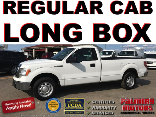 Used 2014 Ford F-150 Reg Cab Long Box Regular Cab in Woodbridge ON
