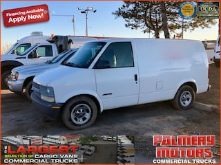 Used 2002 Chevrolet Astro Cargo V6 Cargo in Woodbridge, ON