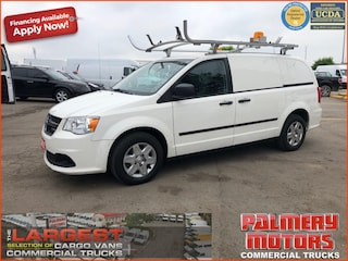 Used 2013 Dodge Grand Caravan Cargo C/V Minivan in Woodbridge, ON