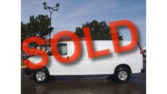 2012 CHEVROLET Express Extended