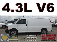 2012 CHEVROLET EXPRESS 1500 V6 4.3L