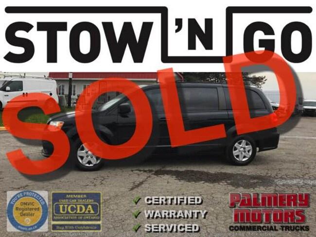 Used 2011 Dodge Grand Caravan SXT/SE STOW N GO Minivan in Woodbridge ON