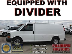 2012 CHEVROLET EXPRESS W/Divider