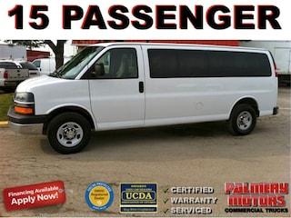 Used 2011 Chevrolet Express 3500 15 Passenger Commercial in Woodbridge, ON