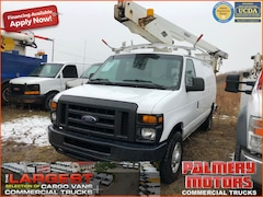 2008 FORD E-350 Bucket Boom 34FT
