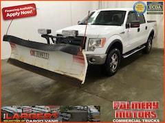 2010 Ford F-150 FX-4 4x4 Snow Plow Truck Crew Cab
