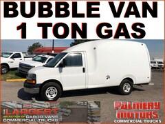 2011 CHEVROLET Express 3500 Bubble Van Gas