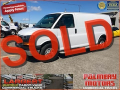 2016 CHEVROLET Express 2500 Loaded