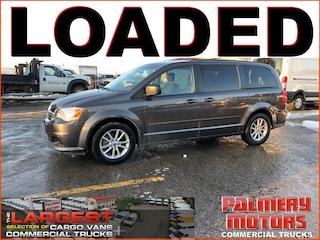 Used 2016 Dodge Grand Caravan SXT DVD NAV BACKUP CAM Minivan in Woodbridge, ON