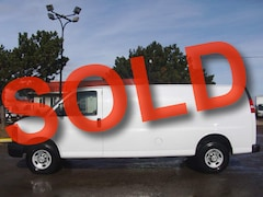 2013 CHEVROLET Express 2500 Extended