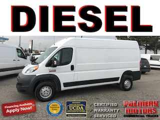 Used 2016 Ram Promaster 2500 159 DIESEL Cargo Extended in Woodbridge, ON