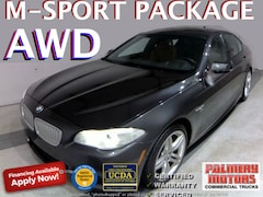 2011 BMW 550 X DRIVE M SPORT PACKAGE AWD LOADED Sedan