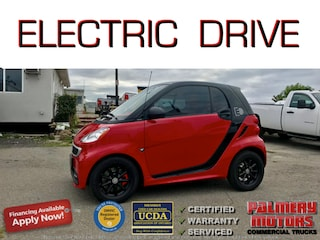 Used 2014 smart fortwo electric drive Passion Coupe in Woodbridge, ON