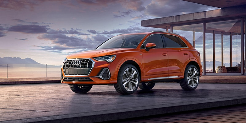 New Audi Q3 For Sale in Albany NY