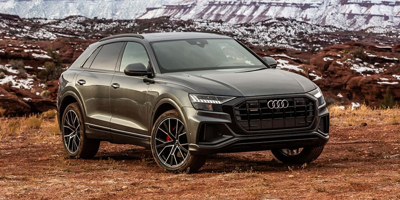 New Audi Q8 For Sale in Albany NY