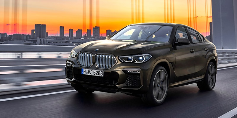 New BMW X6 For Sale in Albany NY