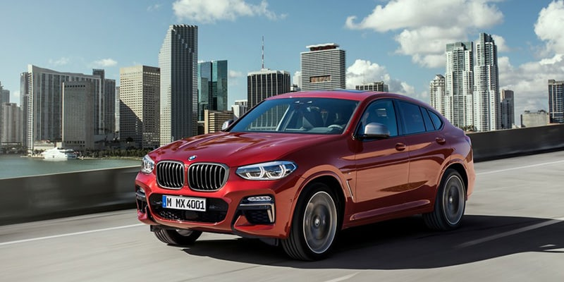 New BMW X4 For Sale in Albany NY