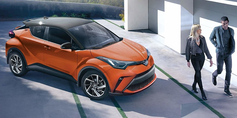 New Toyota C-HR For Sale in Albany NY