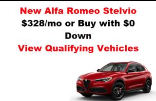 New 2019 Alfa Romeo Stelvio