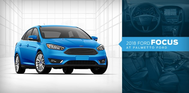 2018 Ford Focus at Palmetto Ford Lincoln