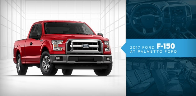 2017 Ford F-150 at Palmetto Ford Lincoln