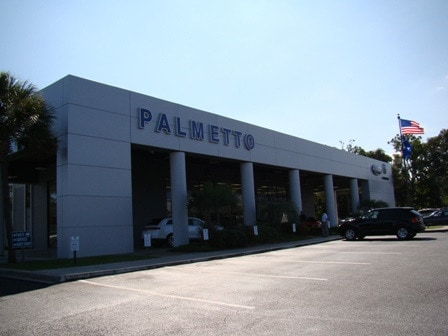 Palmetto Ford Dealership