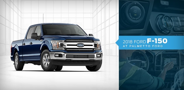 2018 Ford F-150 at Palmetto Ford Lincoln