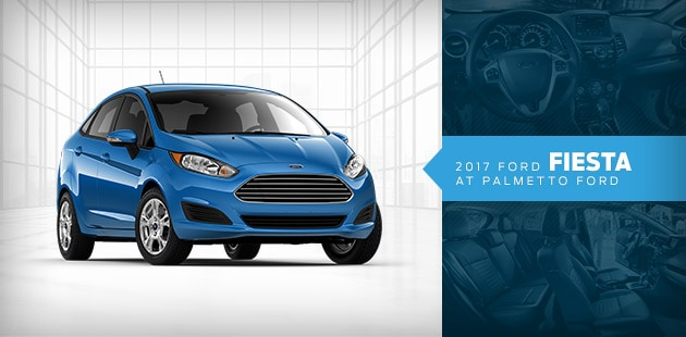 2017 Ford Fiesta at Palmetto Ford Lincoln