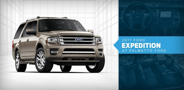 2017 Ford Expedition at Palmetto Ford Lincoln