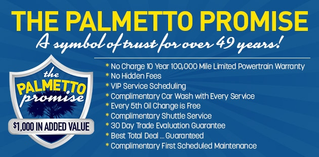 Palmetto Ford Promise