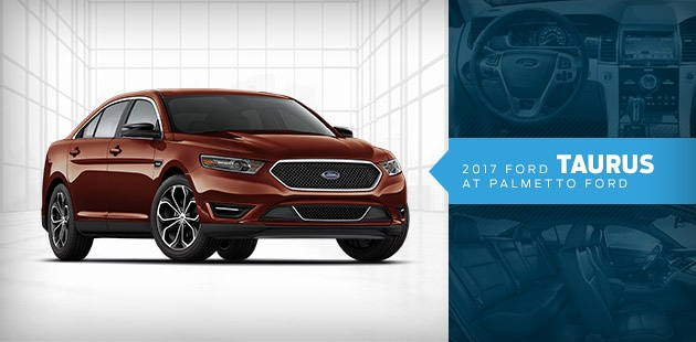 2017 Ford Taurus at Palmetto Ford Lincoln