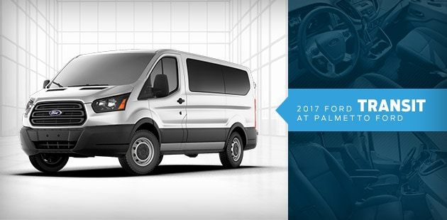 2017 Ford Transit at Palmetto Ford Lincoln