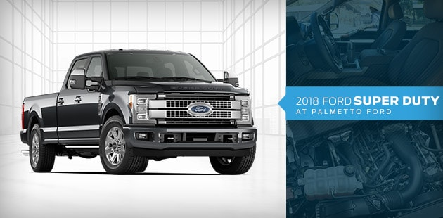 2018 Ford Super Duty at Palmetto Ford Lincoln