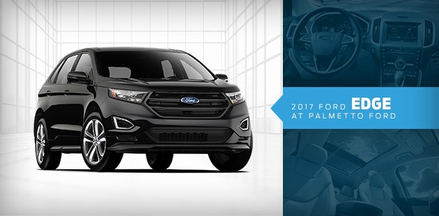 2017 Ford Edge at Palmetto Ford Lincoln