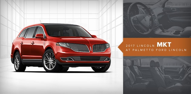 2017 Lincoln MKT at Palmetto Ford Lincoln