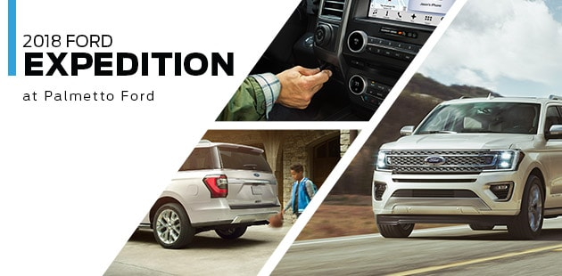 2018 Ford Expedition at Palmetto Ford