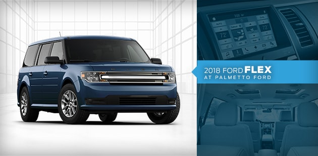 2018 Ford Flex at Palmetto Ford Lincoln