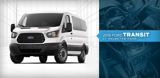 2018 Ford Transit at Palmetto Ford Lincoln
