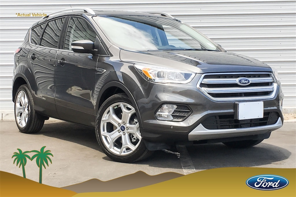 Featured Used 2018 Ford Escape Titanium SUV for sale in Indio, CA