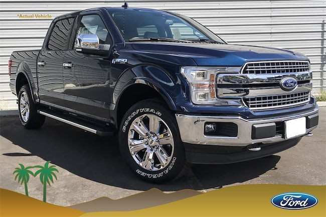 New 2018 Ford F-150 Lariat Truck for sale in Indio, CA